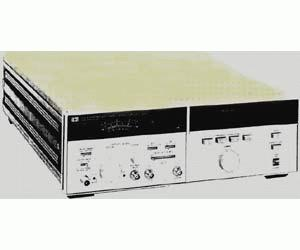 HP/AGILENT 8672A/34 SIGNAL GENERATOR, SYNTH., 2-18 GHZ, OPT. 34 DELETES ATTEN.
